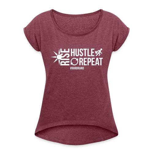 RHR Biz Dev Collection - Women's Roll Cuff T-Shirt