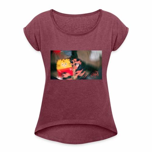 360 deal - Women's Roll Cuff T-Shirt
