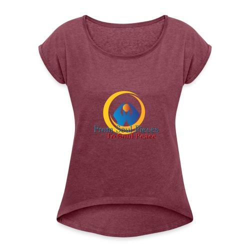 FSPTSP Seminar Shirts - Women's Roll Cuff T-Shirt