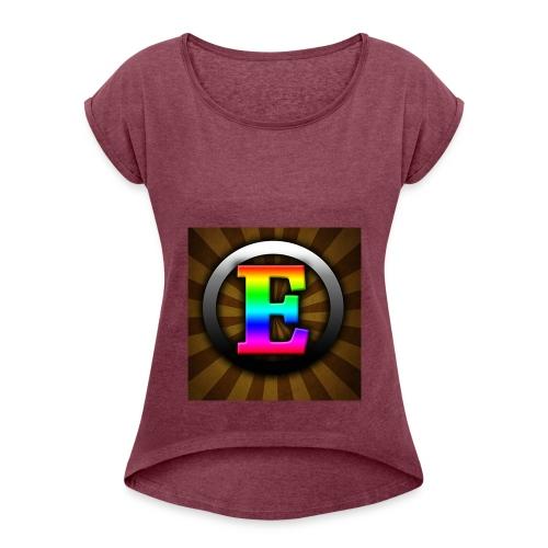 Eriro Pini - Women's Roll Cuff T-Shirt