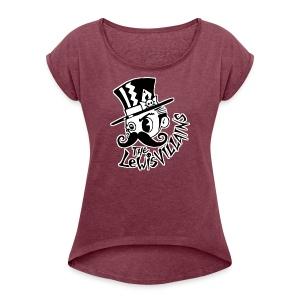 The LewisVILLAINS - Women's Roll Cuff T-Shirt