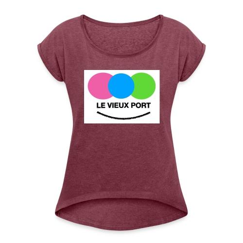 EU BY MAYOTTE WOMEN - Women's Roll Cuff T-Shirt