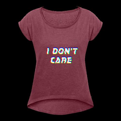 IDC - Women's Roll Cuff T-Shirt