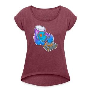 Game Jam - Women's Roll Cuff T-Shirt