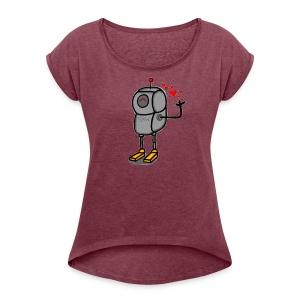Stew-Merch - Women's Roll Cuff T-Shirt