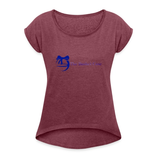 The Basket Case - Women's Roll Cuff T-Shirt