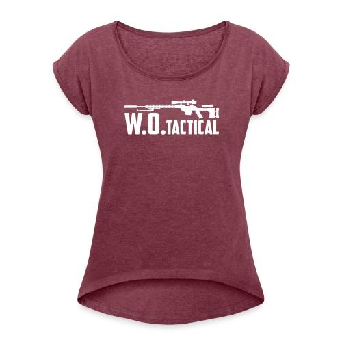 New TACTICAL - Women's Roll Cuff T-Shirt