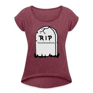 1522280569018 - Women's Roll Cuff T-Shirt