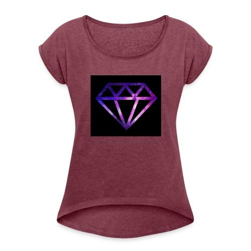 SammyYT - Women's Roll Cuff T-Shirt