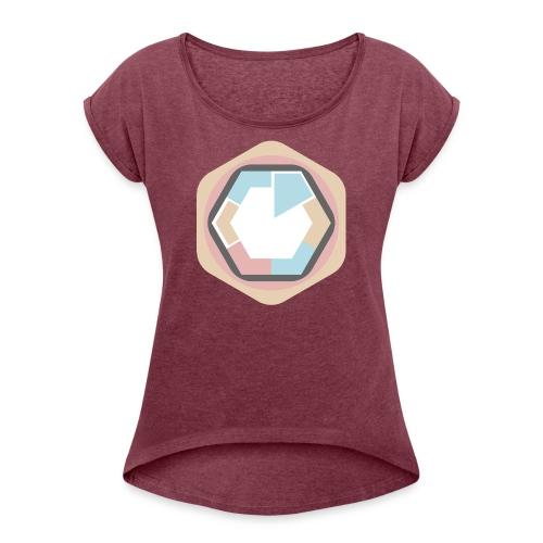 Box 2 - Women's Roll Cuff T-Shirt