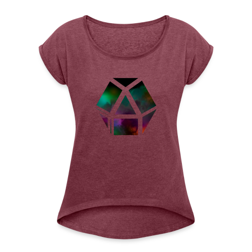 Merch - Women's Roll Cuff T-Shirt