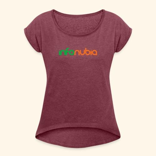 iNub - Women's Roll Cuff T-Shirt