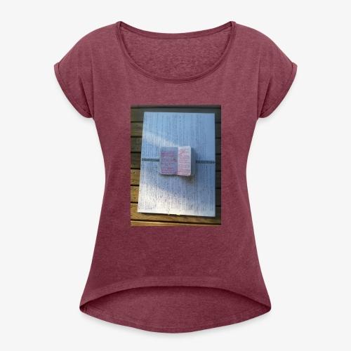 STRATA - Women's Roll Cuff T-Shirt