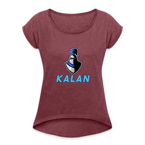 Kalan - Women's Roll Cuff T-Shirt
