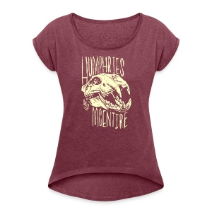 Humphries and McEntire Merchandise - Women's Roll Cuff T-Shirt