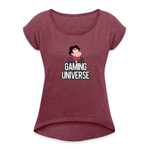 Gaming Universe SU T-Shirt - Women's Roll Cuff T-Shirt