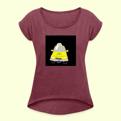 Kush Cab - Women's Roll Cuff T-Shirt