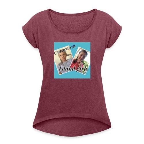 Logo T-shirt - Women's Roll Cuff T-Shirt