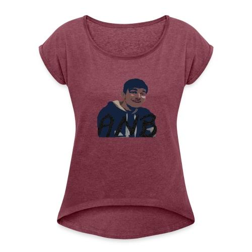 ANB - Women's Roll Cuff T-Shirt