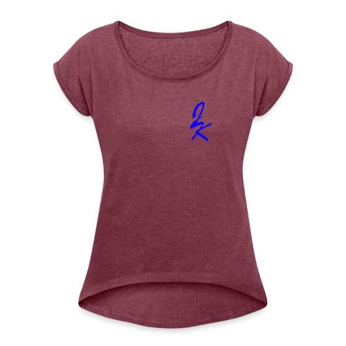 Jake Kelly - Women's Roll Cuff T-Shirt