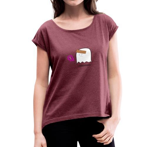 Patrick Hammer - Women's Roll Cuff T-Shirt
