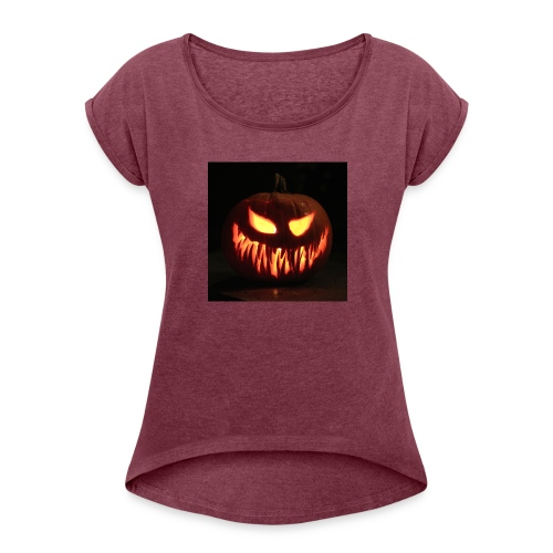 jack your style - Women's Roll Cuff T-Shirt