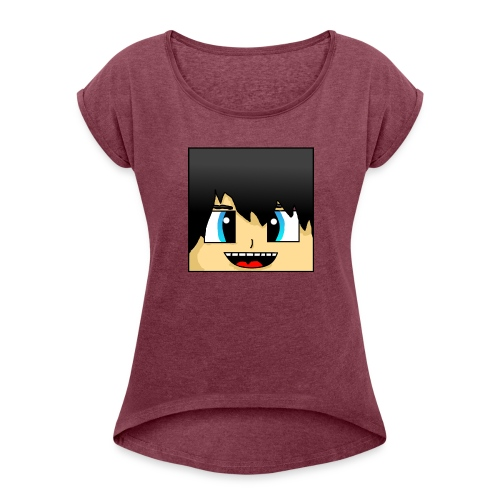 My first product - Women's Roll Cuff T-Shirt