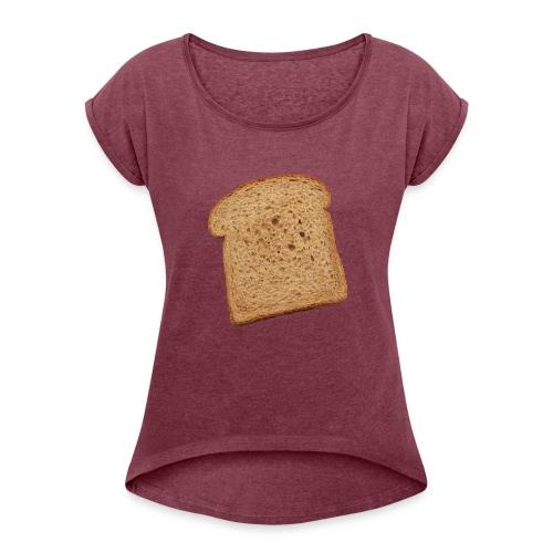 Bread - Women's Roll Cuff T-Shirt