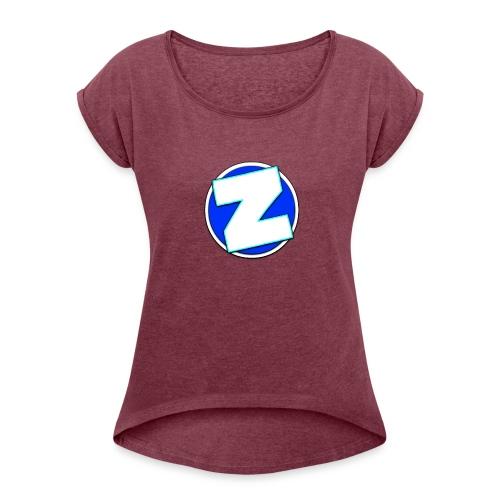 IMG 6534 - Women's Roll Cuff T-Shirt