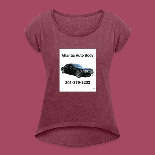 Atlantic - Women's Roll Cuff T-Shirt