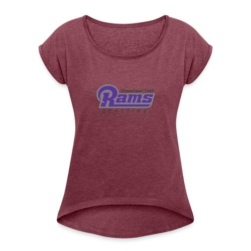 Drafting 2016 - Women's Roll Cuff T-Shirt