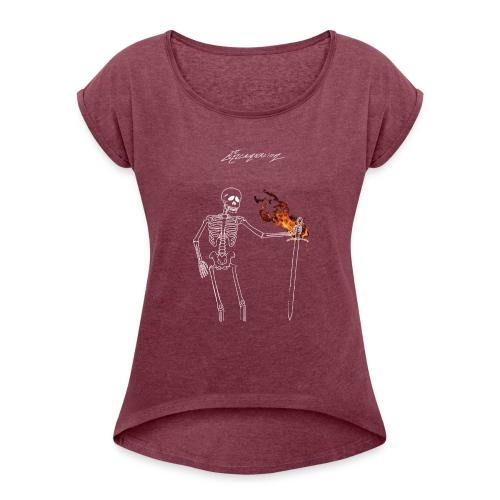 Dissent - Women's Roll Cuff T-Shirt