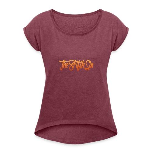 TFS - Women's Roll Cuff T-Shirt
