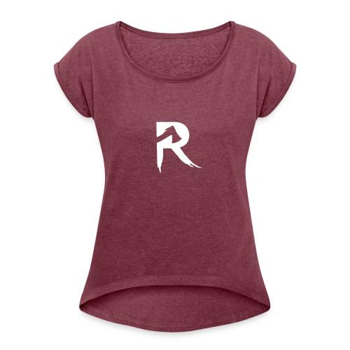 RODE_85 Merch - Women's Roll Cuff T-Shirt