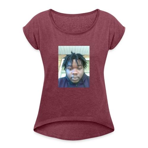 IMG_20161105_094119 - Women's Roll Cuff T-Shirt