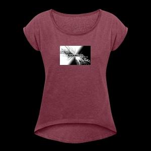 20170824 145709 - Women's Roll Cuff T-Shirt