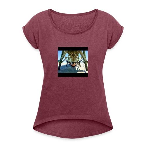 IMG_20160525_163301 - Women's Roll Cuff T-Shirt