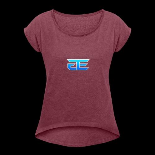 Exact Gaming - Women's Roll Cuff T-Shirt