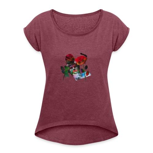 H u m b l e - Women's Roll Cuff T-Shirt