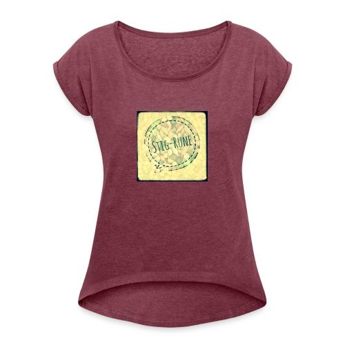 IMG_7945 - Women's Roll Cuff T-Shirt