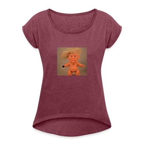 IMG 1643 - Women's Roll Cuff T-Shirt