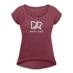 C89F520B 247E 4E95 8396 D7658EBC9018 - Women's Roll Cuff T-Shirt
