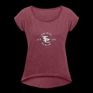 TSC Interlocked - Women's Roll Cuff T-Shirt