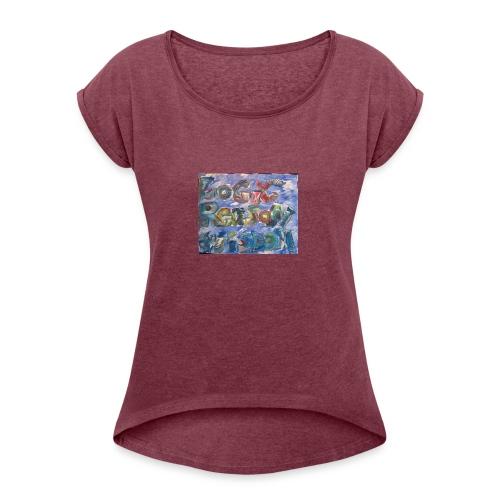 IMG_0226 - Women's Roll Cuff T-Shirt