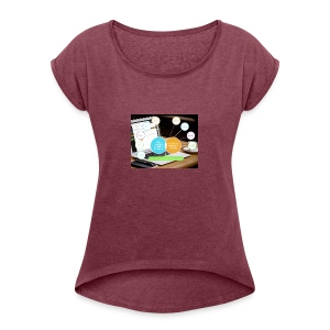 Screen_Shot_2016-11-10_at_7-24-00_PM - Women's Roll Cuff T-Shirt