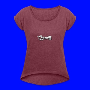 Official Logo of Granty - Women's Roll Cuff T-Shirt
