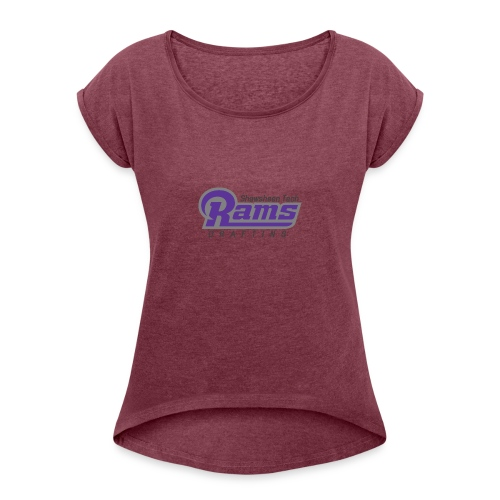 Drafting 2016 - Women's Roll Cuff T-Shirt