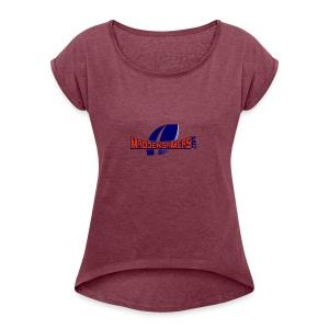 MaddenGamers - Women's Roll Cuff T-Shirt