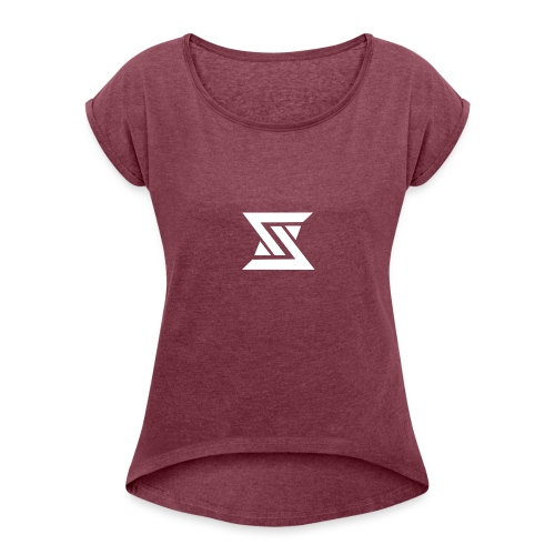 Akayai's Merch - Women's Roll Cuff T-Shirt