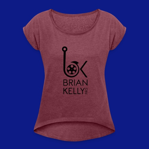 Brian Kelly PRO. - Women's Roll Cuff T-Shirt